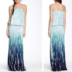 Young Fabulous & Broke Sydney Maxi Dress Tie Dye